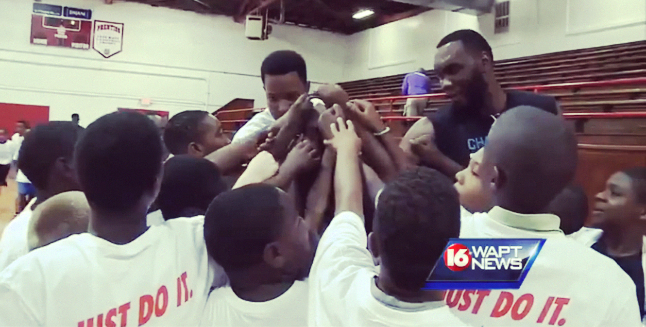 Al Jefferson Youth Basketball Camp Archives The Web Site of Al