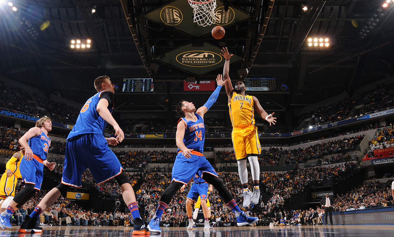New York Knicks v Indiana Pacers