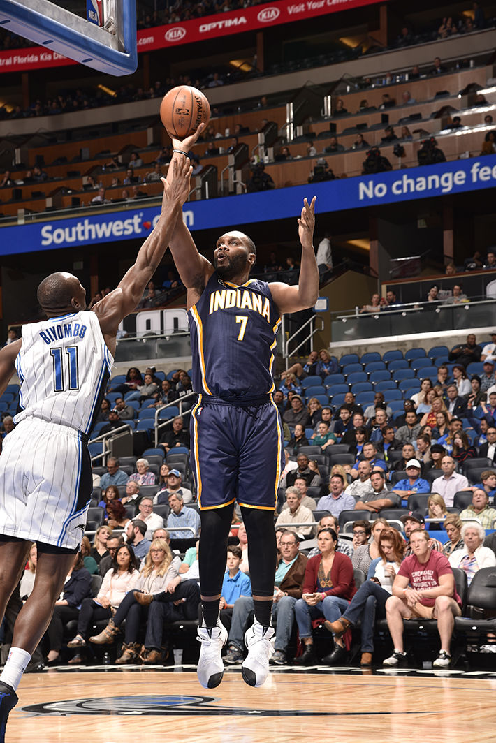 Indiana Pacers v Orlando Magic
